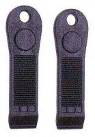 Монтажки BIKE HAND YC-309 нейлоновые, 2 шт., чёрные