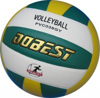 Мяч волейбольный Donic PVC038 клеенный