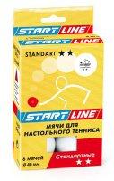 Мячи для настольного тенниса Start Line STANDART