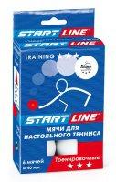Мячи для настольного тенниса Start Line TRAINING