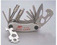 Набор инструментов BIKE HAND YC-279 складной