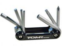 Набор инструментов SKS TOM 7, 7 функций, с чехлом