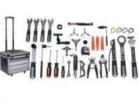 Набор инструментов SUPER B (Premium) TB-98800 профессиональный в передвижном кейсе