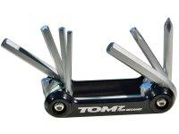 Набор инструментов  BELLELLI TOM 7