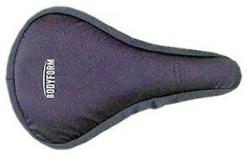 Накидка VELO VLC-M01 на седло, 244-269х254-279мм, пена с памятью формы, мягкое лайкровое покрытие