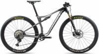 Велосипед Orbea OIZ M10 Серый/чёрный (2021)