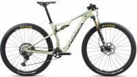 Велосипед Orbea OIZ M10 Зеленый/черный (2021)