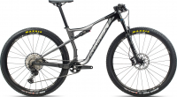 Велосипед Orbea OIZ M30 Серый/чёрный (2021)