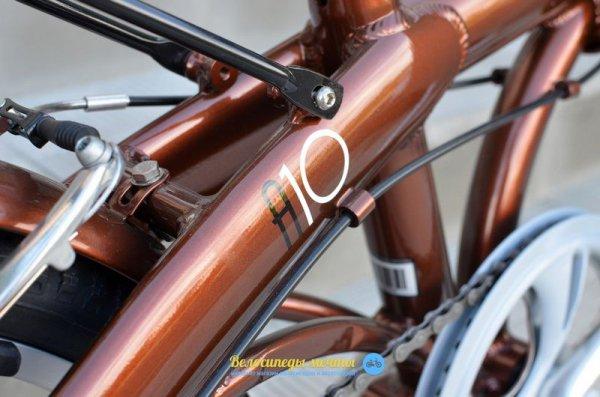 2013 Велосипед Orbea Folding A10