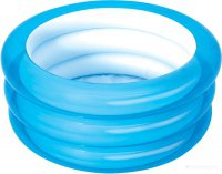 Бассейн надувной круглый Bestway 3 кольца
