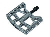 Педали Z PLUS Z-1009, DH/BMX, алюминий, CNC-обработка, ось Cr-Mo
