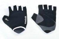 Перчатки для фитнеса Reebok L/XL RAEL-11134BK