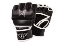 Перчатки MMA боевые TapouT , кожа 155000