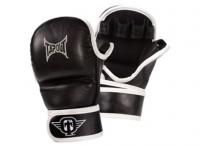 Перчатки ММА тренировочные TapouT , кожа 155001