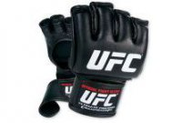 Перчатки UFC кожа (бои без правил), размеры S, M, L, XL, XXL 143441