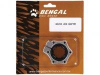 Переходник тормозной диск BENGAL 6 болтов/Втулка SHIMANO Central lock