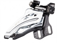 Перек-ль передний SHIMANO XT, M8020-H, для 2x11, верхн. хомут, side-swing, верхн. тяг