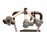 Перекладина 3D Peruzzo для фиксации велосипеда за верхнюю трубу рамы (14,5см) для PARMA E-BIKE