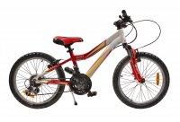 """Велосипед  Gravity 20"""" 18ск оранжевый"""