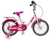 "Велосипед  Gravity Panda 16"" розовый"