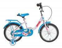 """Велосипед  Gravity Panda 16"""" синий"""