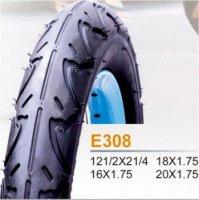 """Покрышка EXCEL E-308 16x1.75 """"слик"""""""