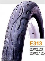 """Покрышка EXCEL E-313 26x2,125 """"слик"""""""