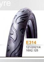 """Покрышка EXCEL E-314 12-1/2x2-1/4 """"слик"""""""