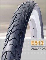 """Покрышка EXCEL E-513 26x2,125 """"слик"""""""