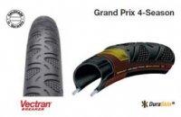 Покрышка шоссе CONTINENTAL Grand Prix 4-Season, 700 x 23C, (23-622) борт-кевлар