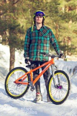 2013 Велосипед Stark Pusher 1