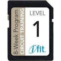 """SD карта iFit """"Выносливость Circuit Trainer"""" уровень 1"""