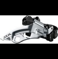 Переключатель передний SHIMANO FD-M7005-10-L, верхняя тяга, с ад. 31,8мм, 66-69°, без упаковки
