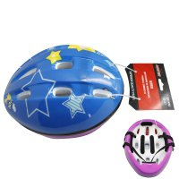 Шлем MR.CONTROL Blue р55-57, в торг.уп.