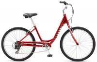 Велосипед Schwinn STREAMLINER 2 WOMEN RED (2016)