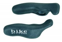 Комофортные рога Bike Attitude ALOY ONE PIECE BAR KRATON GRIP BLACK