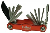 Раскладной ключ шестигранники  Bike Attitude 17 IN 1 FOLDING TOOL