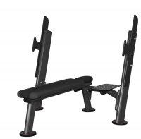 Скамья для жима горизонтальная Spirit Fitness AFB102