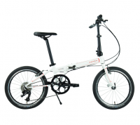 """Велосипед Dahon Speed D8 белый, 20"""", 8 ск."""