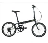 """Велосипед  Dahon Speed D8 черный, 20"""", 8 ск."""