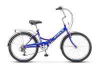 Велосипед  Stels Pilot 750 6-ск. синий
