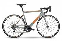 Велосипед BMC Teammachine SLR02 ONE Grey/Orange/Black Ultegra (2018)