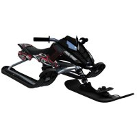 Снегокат Snow Moto Snow Moto Polaris Rush Black DT 37003
