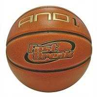 Мяч баскетбольный AND1 FAST BREAK COMPOSITE NEW VERSION