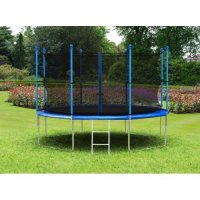 Батут Diamond Fitness Internal 12ft (366 см)