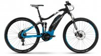 Велосипед Haibike Sduro FullNine 5.0 400Wh 11s NX (2018)
