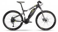 Велосипед Haibike XDURO HardSeven 4.0 400Wh 10-Sp Deore (2018)