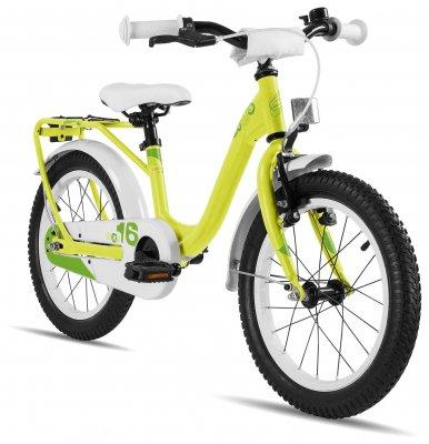 Велосипед SCOOL niXe 16 steel (2017)