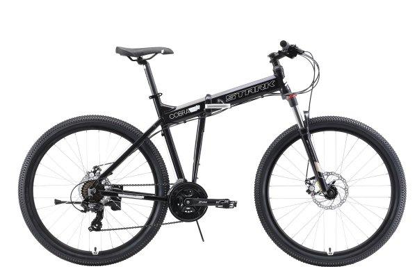 Велосипед Stark Cobra 27.2D (2019)