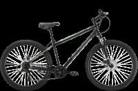 Велосипед Stark Respect 26.1 D Microshift Steel (2022)